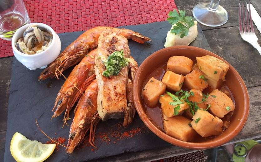 Sete seafood delights