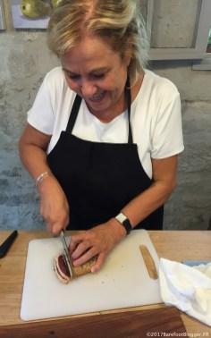 Le Pistou Cooking School Uzes, France