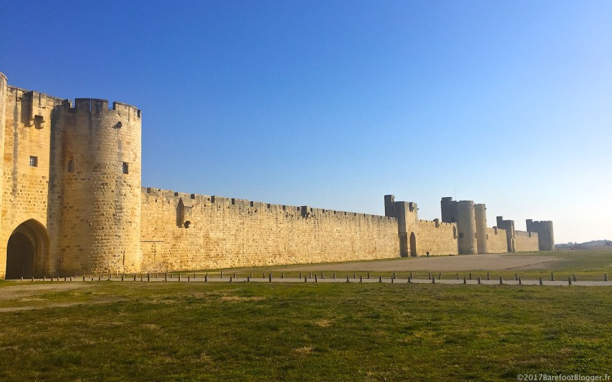 Inside Aigues-Mortes' Walls