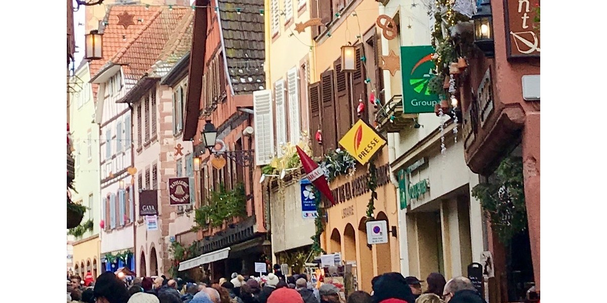 very best christmas markets in France