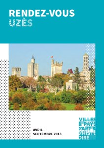 Uzès summer events