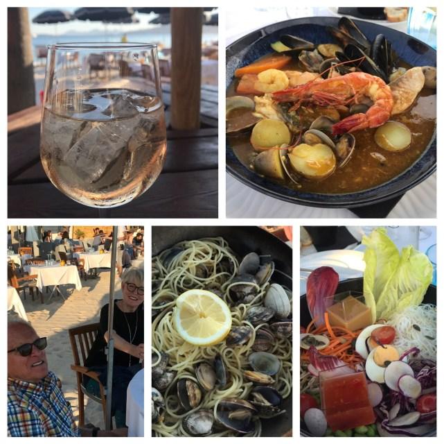 Antibes restaurant favorites
