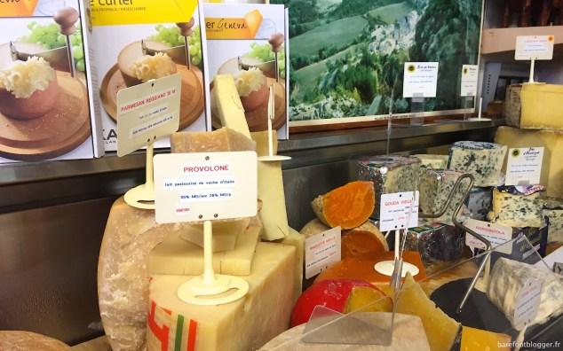 Cheese merchant