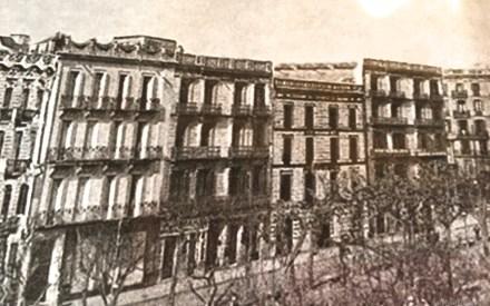 Casa Batlló pre-reconstruction