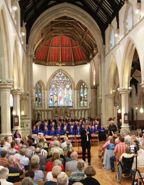 Birmingham Spirituals in Ladywood ARC
