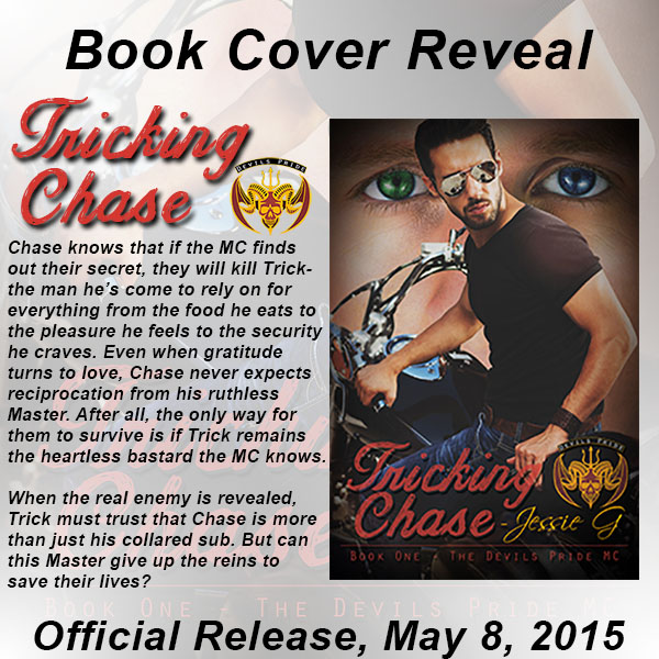 Tricking Chase Cover Reveal - REVEAL APRIL 13TH