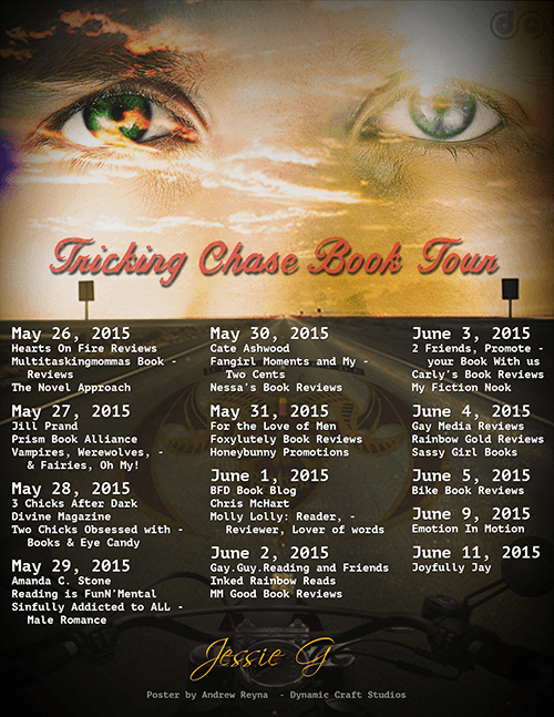 Tricking Chase Book Tour (500w)