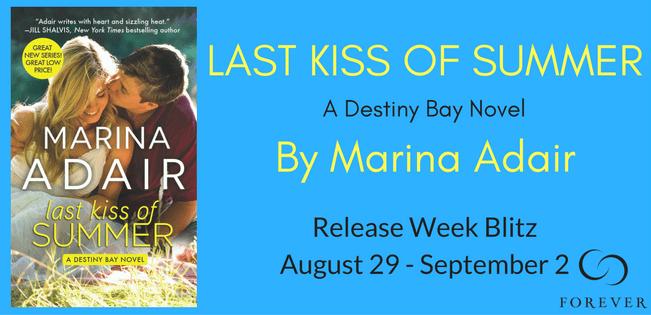 Last Kiss Of Summer Banner
