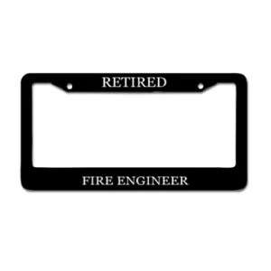 Retired Enigineer Plate Cover