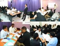 مؤسسة الصندوق الخيري وبالشراكة مع مؤسسات الأمل والخريجون تنفذ دورة تدريبية في مهارات التفكير