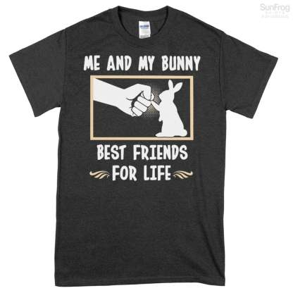 Bunny Best Friends For Life T-Shirt