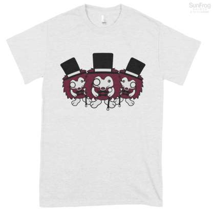 Party 3 Friends Team T-Shirt