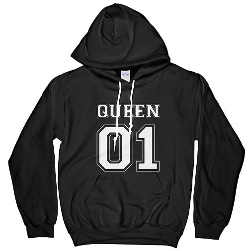 Queen 01 Friends T-Shirts For Girl Team Hoodie