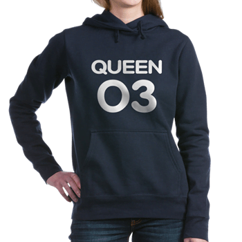 Queen Best Friend Hoodie For 3