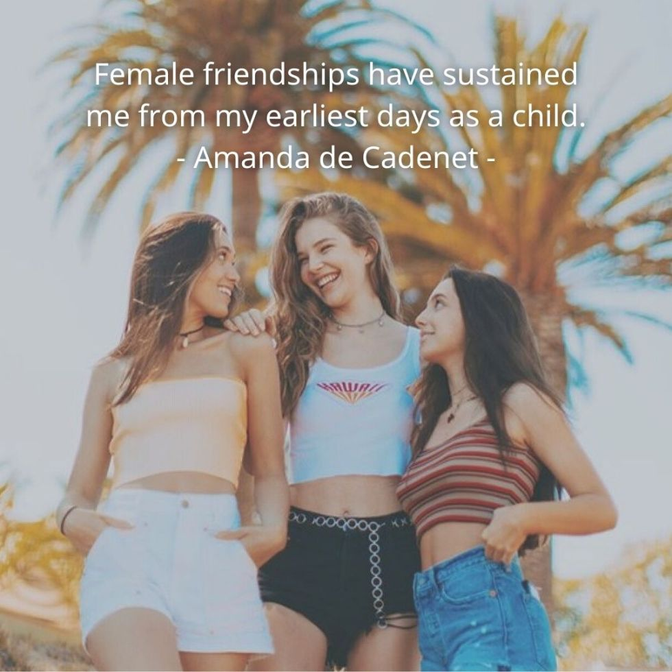 Female Best Friend Quotes For Instagram
