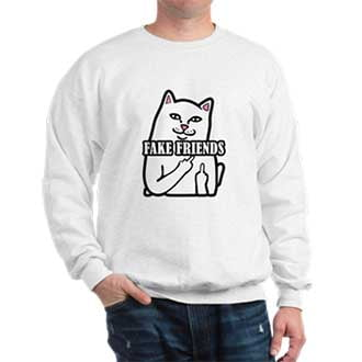 Fake Friends Sweatshirt