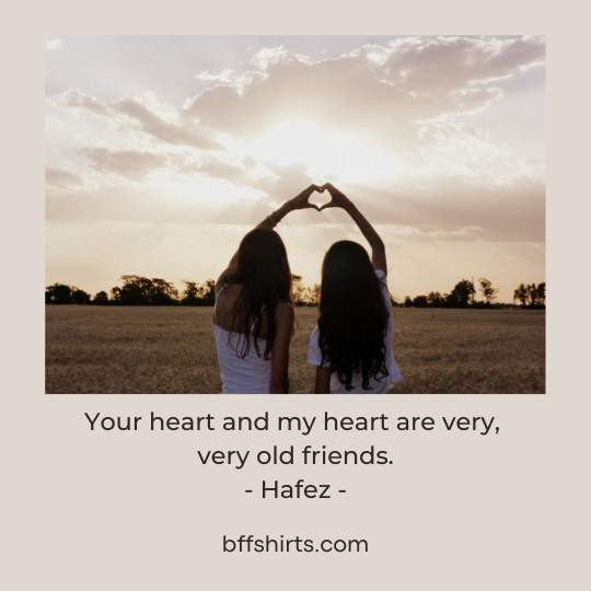 Old Friends Captions