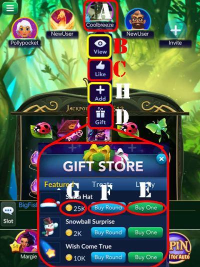 prestige treasure cove hotel & casino Slot Machine