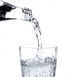 take at least 8 glasses of water a day