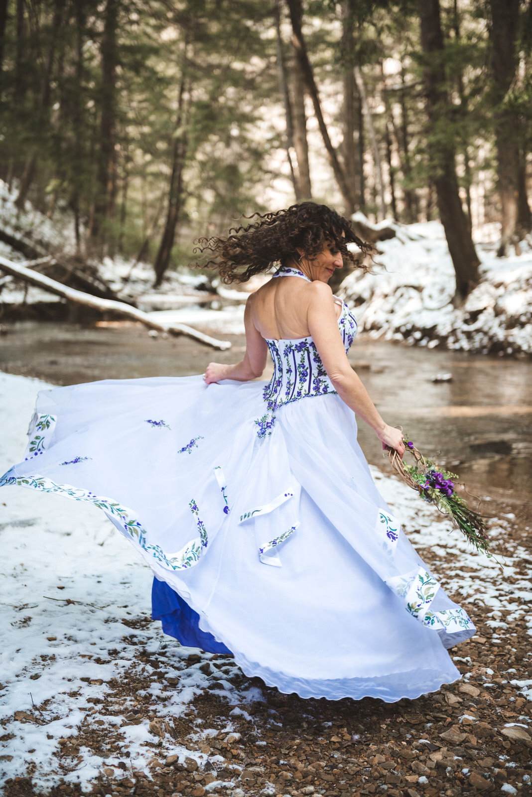 painted-wedding-dress