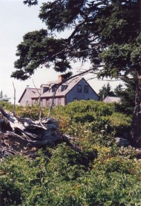 Anne Priest's Nova Scotia house