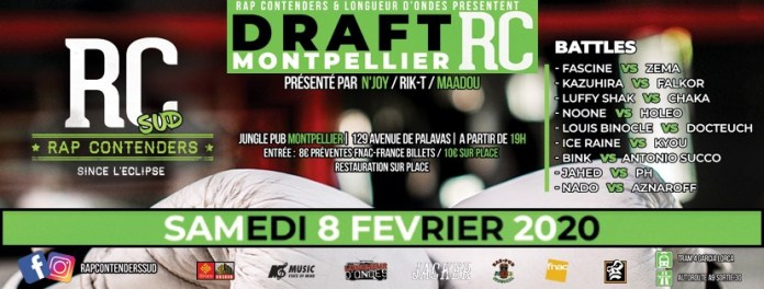 Draft RC Rap Binocle