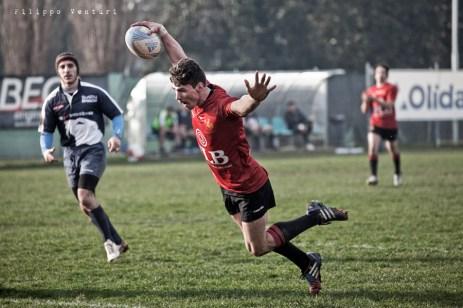 Romagna RFC – Rugby Brescia, foto 34