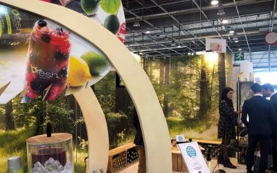 bfresh @ SIAL Paris, international food exhibition