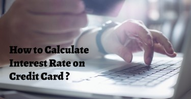 How to Calculate Interest Rate on Credit Card ?