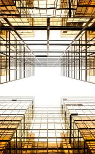 Extend the racks vertically to maximize warehouse space utilization