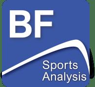 BF Sports Analysis logo