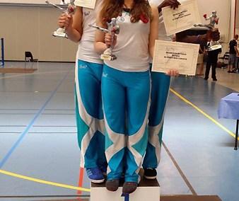 Finale championnat de France jeunes à Thionville