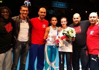 Finale élite A féminin à Paris Coubertin