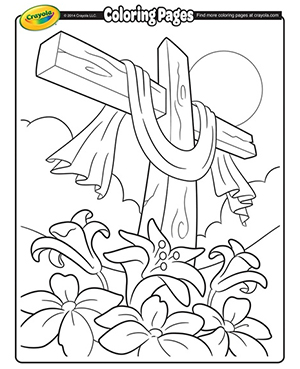 Best Easter Coloring Pages