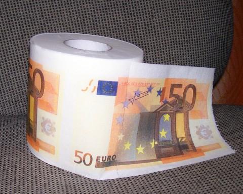 Euro Klopapier