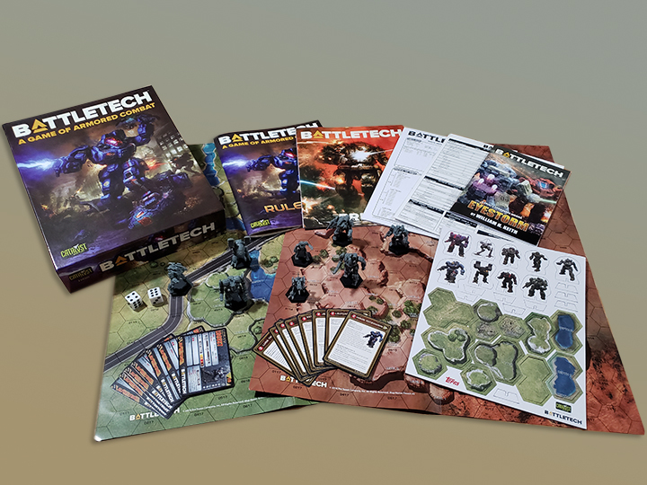 First Look: Upcoming BattleTech Boxed Sets Revealed | BattleTech