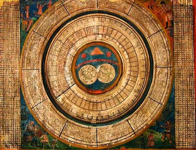 Прото-български календар
