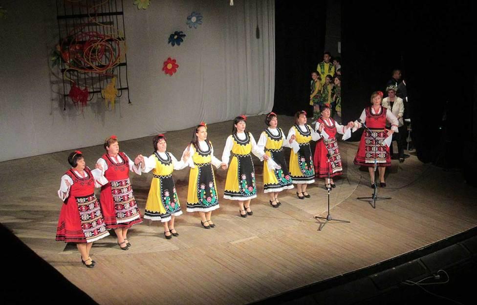 """фестивала в Каварна """"С България в сърцето"""""""