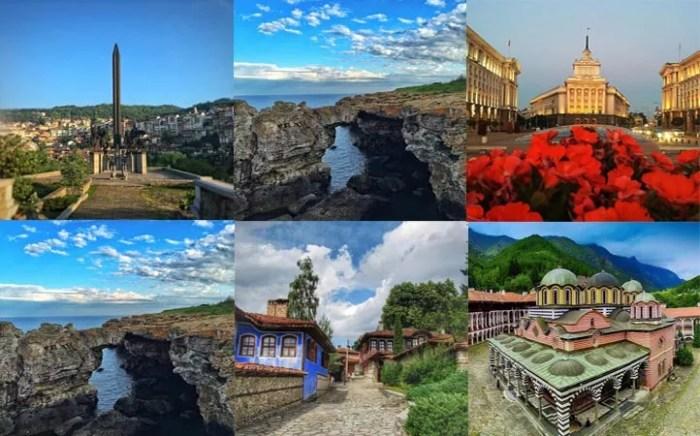 Инстаграм-перфектни места в България