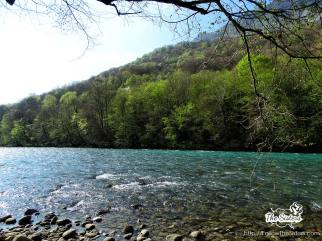 Сините нюанси на река Тара