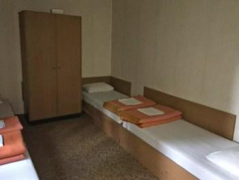 Стая за 4-ма в хижа Вежен