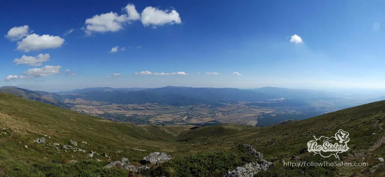 Стара планина, панорама