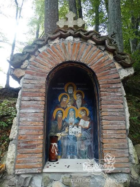 Шестимата смели Клисурски монаси