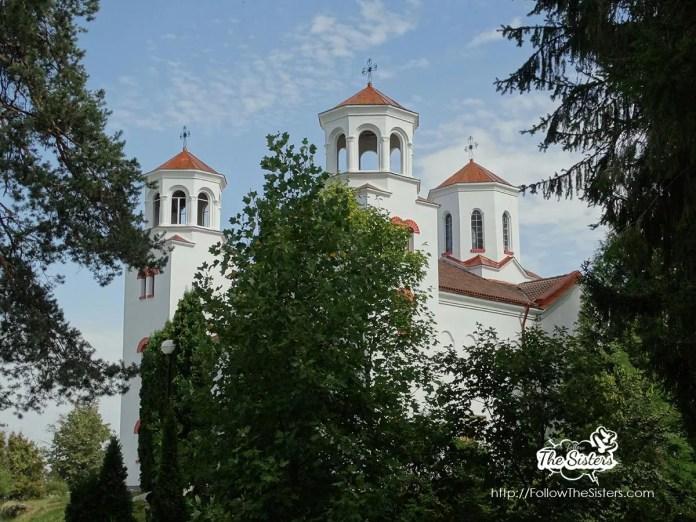 Църквата на Клисурски Манастир