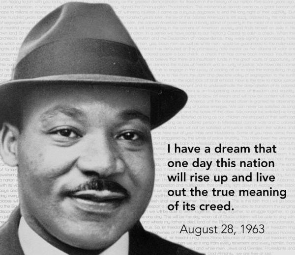 martin luther king i have a dream # 58
