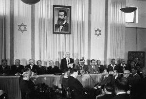 declaration-of-state-of-israel_ben-gurion1948