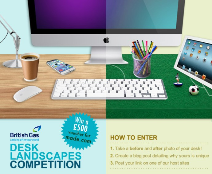 British Gas Business competition
