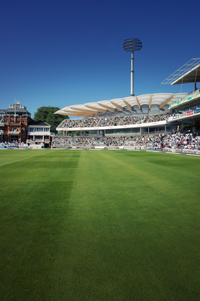 New Warner Stand at Lord's