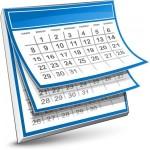 Preferred Schedule Calendar