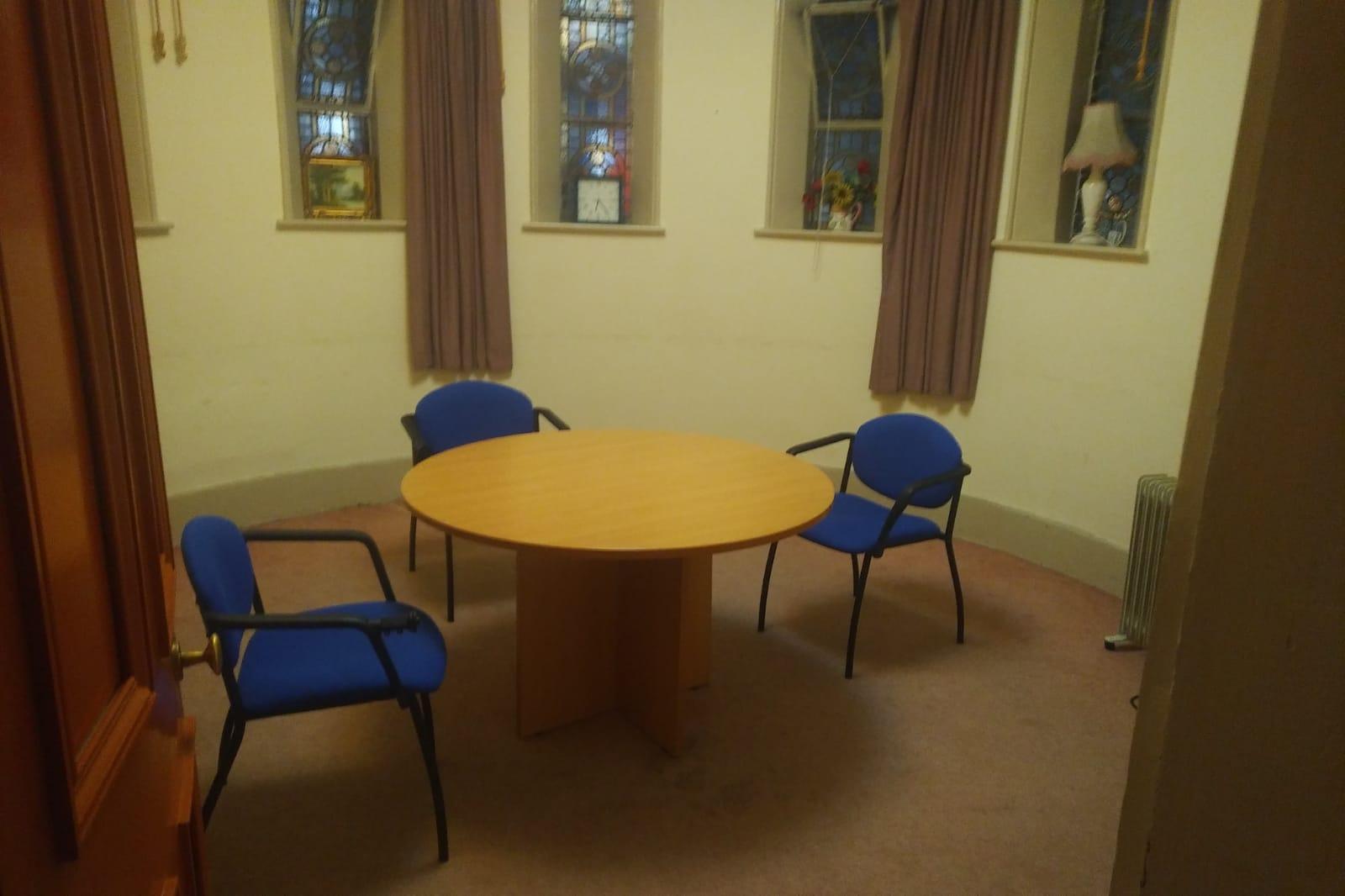Lower Round Room 2